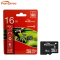 PenDrive Flash Memory Card micro SDHC 16GB (Class 10 Speed) 90mb/s