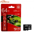 PenDrive Flash Memory Card micro SDHC 64GB (Class 10 Speed) 90mb/s