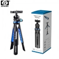 Apexel APL-JJ06 Extendable Table Top Tripod with Ballhead & Smartphone Mount For Camera and Smartphone