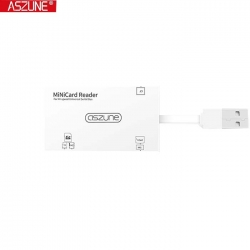 Aszune USB2.0 ALL-In-ONE card reader for Sd TF CF