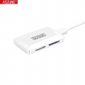 Aszune USB3.0 ALL-In-ONE card reader for Sd TF CF