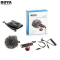 Boya BY-MM1 Universal Compact Shotgun Microphone