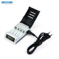 Beston BST-C905 Battery Smart quick Charger with LCD Discplay (4Hour)