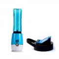 Delly Shake & Take 3 Colorful Juice Blender Blend UK Plug Kitchen food fruit Blue SAT-4B