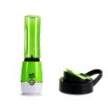 Delly Shake & Take 3 Colorful Juice Blender Blend UK Plug Kitchen food fruit Green SAT-4G