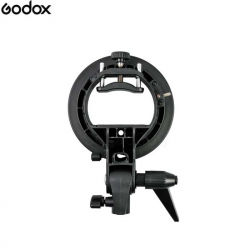 Godox S-Type for bowen mount Softbox Speedlite Bracket Mount Holder for Studio Photography