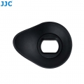 JJC ES-A6300 Black Camera Eyecup Eye Cup Eyepiece Viewfinder For Sony Alpha a6300 / a6000 / NEX-6 / NEX-7 Replace Sony FDA-EP10