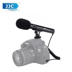 JJC SGM-185II mark 2 DSLR Video Mini Shotgun Microphone For Camera Camcorder