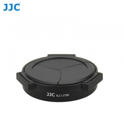 JJC ALC-LX7BK Self-Retaining Auto Open Close Len Cap Cover for Panasonic LX7 Lumix & Laica D-Lux 6 Ask a question about this product