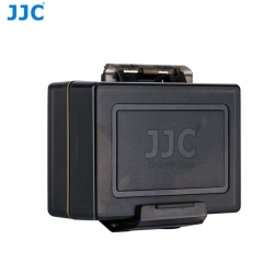 JJC BC-UN1 Hard Case for DSLR Camera Battery and Memory Card (hard case)