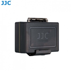 JJC BC-UN2 Hard Case for DSLR Camera Battery and Memory Card (hard case)
