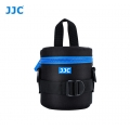 JJC DLP-1II Water Resistant Deluxe Lens Pouch with Shoulder Strap