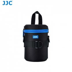 JJC DLP-2II Water Resistant Deluxe Lens Pouch with Shoulder Strap