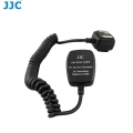 JJC FC-O3(1M) TTL Off Camera Flash Extension Cord Cable for OLYMPUS Speedlite Replaces FL-CB05