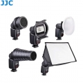 JJC FK-9 Flashgun Light Control Speedlite Accessories Kit (Speed light not include)