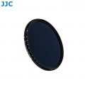 JJC F-NDV62 Variable Neutral Density Filters ND2 - ND400 for 62mm lens camera