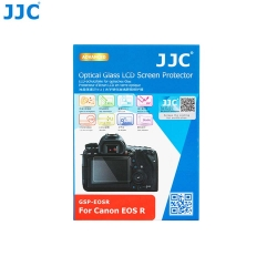 JJC GSP-EOSR 9H Hard Tempered Glass LCD Screen Protector For Canon EOS R EOSR