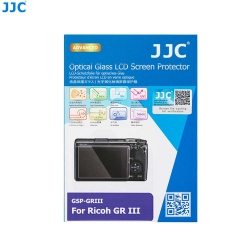 JJC GSP-GRIII RICOH Ultra-thin LCD Screen Protector for RICOH GR III CAMERA