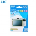 JJC LCP-XA3 LCD Guard Film Camera Screen Protector for Fujifilm XA-3