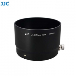 JJC LH-J61F Lens Hood for Olympus 75mm F1.8 (LH-61F)