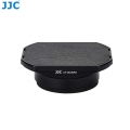 JJC LH-JX100FII for Fujifilm XF 23mm F1.4 R Lens Hood (Black)