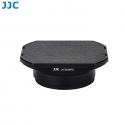 JJC LH-JX100FII for Fujifilm XF 23mm F1.4 R Lens Hood (Black)