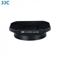 JJC LH-JXF23II Black Metal for Fujifilm LENS XF 23mm F1.4 (LH-XF23)