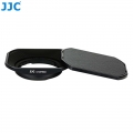 JJC LH-JXF35SII BLACK Lens Hood for FUJINON XF 23mm 35mm F2 R WR Fujifilm Camera
