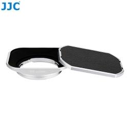 JJC LH-JXF35SII Silver Lens Hood for FUJINON XF 23mm 35mm F2 R WR Fujifilm Camera
