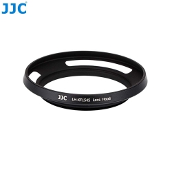 JJC LH-XF1545 Lens Hood Shade for Fujinon XC 15-45mm F3.5-5.6 OIS PZ Lens -Black