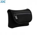 JJC OC-R1BK Neoprene Camera Case Campact Sony RX100 II III IV V VI Series (Black)