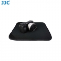 "JJC OZ-3BK 12 x 12"" Black Protective Wrap for Camera DSLR Nikon Canon Olympus Sony Fujifilm"