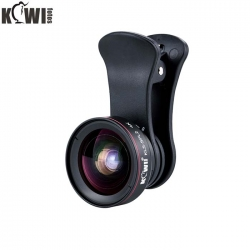 KIWIfotos JJC KLS-SPL2BK Wide Angle & Macro Lens for Mobile Smart Phone