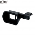 Kiwifotos KE-X100FL Camera Eyecup Large Extra Length for Fujifilm X100F camera