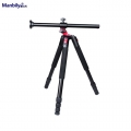 Mabily Tripod Camera Rocker Arm Low Angle Macro 4 section tripod (MPT-284)