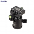 Manbily KBH-10 Professional Camera Ball Head Tripod Head Panoramic Head Sliding Rail