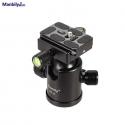 Manbily KBH-10 Professional Camera Ball Head Tripod Head Panoramic Head Sliding Rail