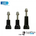 JJC GP-J12 Thumb Knob Screw Bolt (2x short + 1x long) For GoPro Hero 4/3+/3/2/1