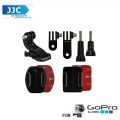 JJC GP-J16 Helmet Front Mount kit Accessory For GoPro Hero 4/3+/3/2/1