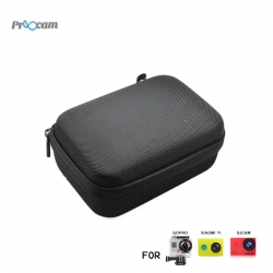 Proocam Case Bag for Action camera Gopro , Sjcam, Mi yi - Small Size