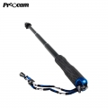 Proocam PRO-F207 19inch Aluminium Monopod goeasy pole with Mount Adapter for GoPro SJCAM