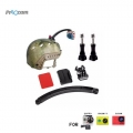 Proocam Pro-J079 Helmet Arm Mount and Screws set for Gopro Hero , SJCM , MI YI action camera