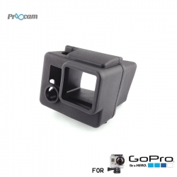 Proocam Pro-J098 Silicone Case for Waterproof Housing Case Gopro Hero 3,4 (black)