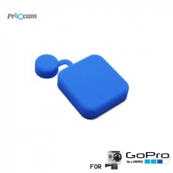 Proocam Pro-J118-BL Silicon Cap for Gopro Hero Waterproof Case (BLUE)