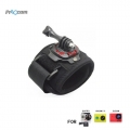 Proocam Pro-J128 360-degree rotation Hand strap Wrist Mount for Gopro Hero , SJCAM, MIYI