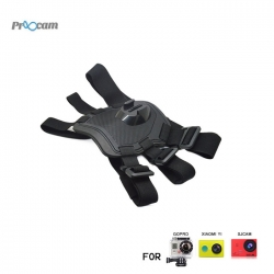 Proocam Pro-J133 Dog Fetch Harness Chest Strap Belt Mount for Gopro Hero action camera