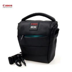 Canon Design DSLR Camera and Lens Toploader Bag 0922-Black