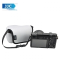 JJC OC-S1GR Neoprene Camera Case Mirrorless For Sony,Canon Camera Pouch Bag (Gray)