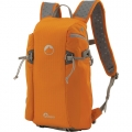 Lowepro Flipside Sport 10L AW Daypack Backpack Camera Bag - Orange/Light Grey (Original)