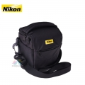 Nikon Design DSLR Camera and Lens Toploader Bag 0922-Black